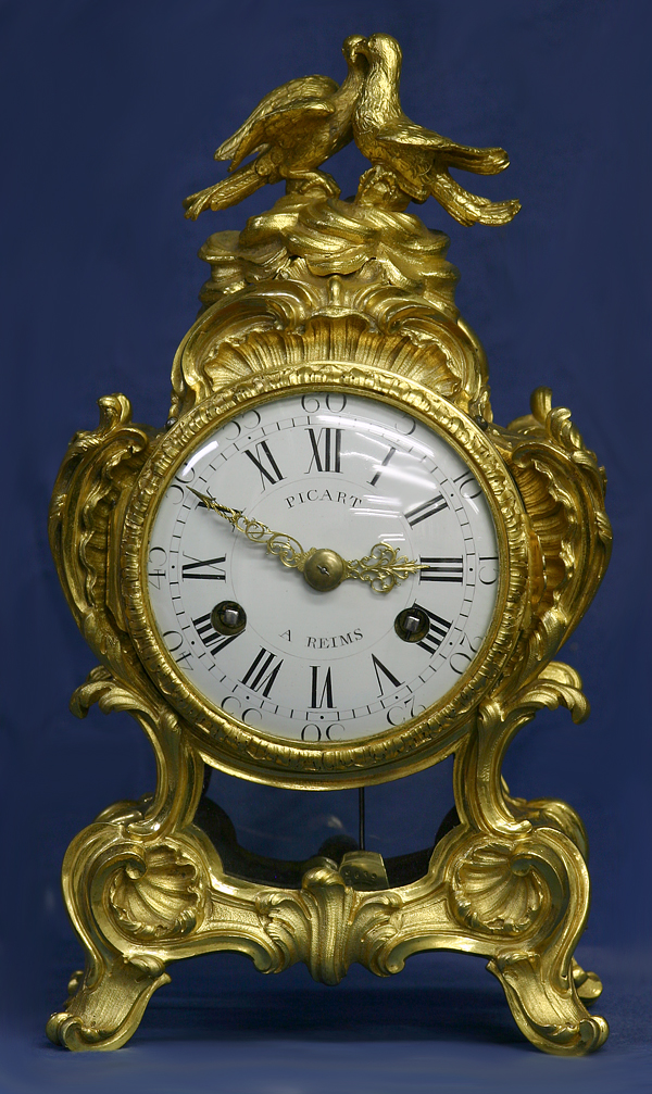 c.1765 French Ormolu Mantle Clock