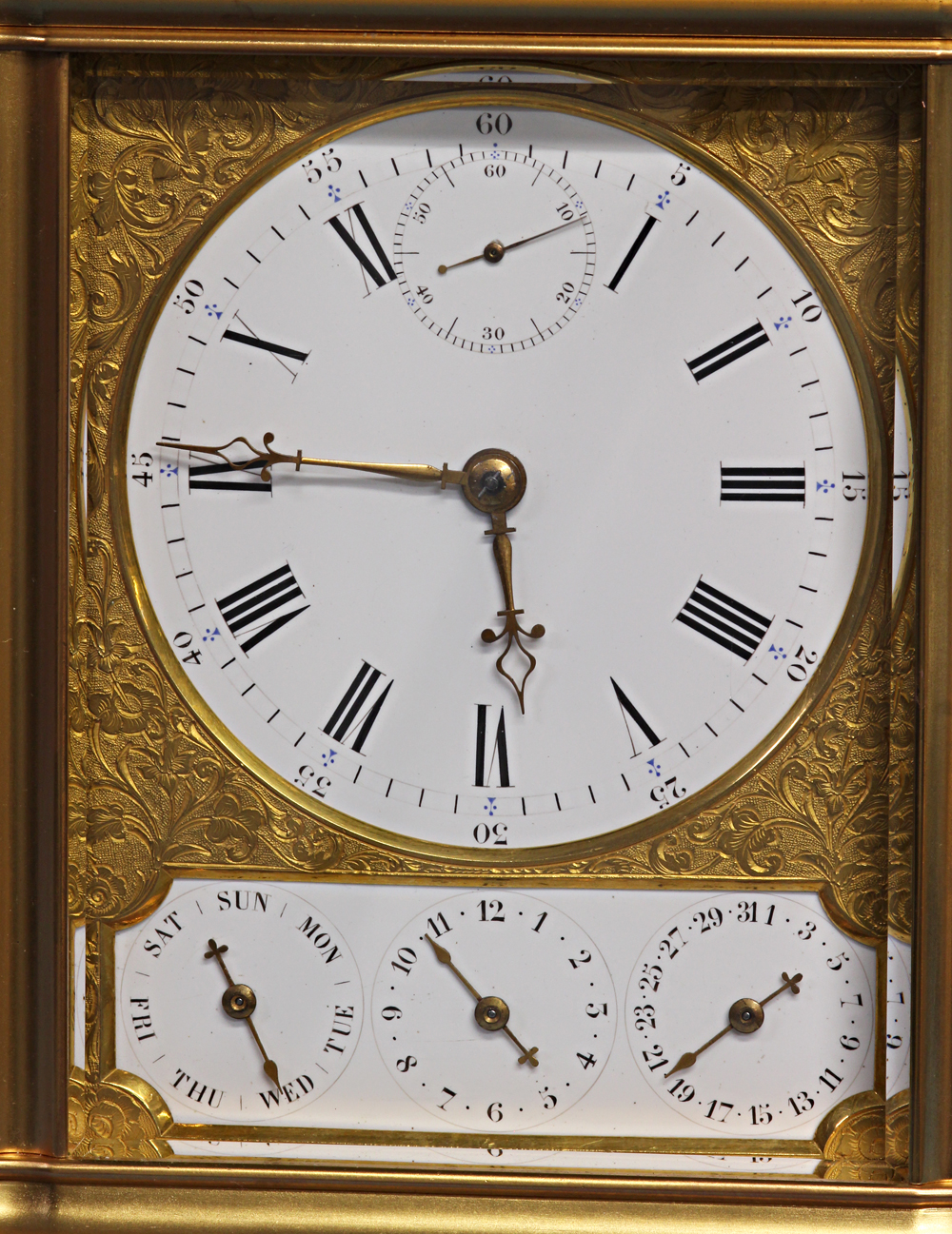 Giant Grand-Sonnerie Carriage Clock