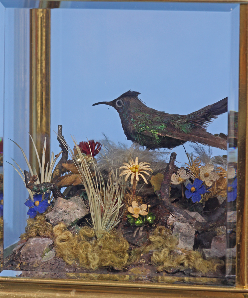 Rare Animated Singing Bird Carriage Clock