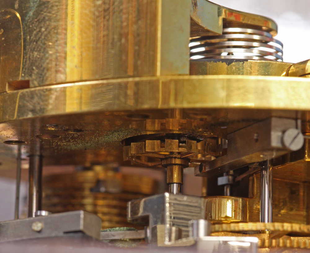 Rare Japanese 56-Hour Marine Chronometer