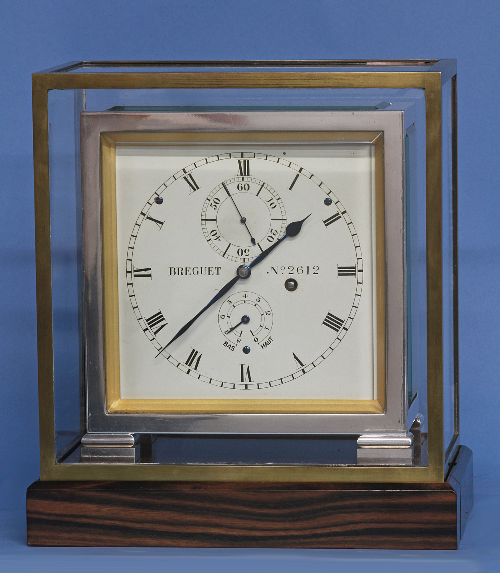 Breguet Mantle Chronometer