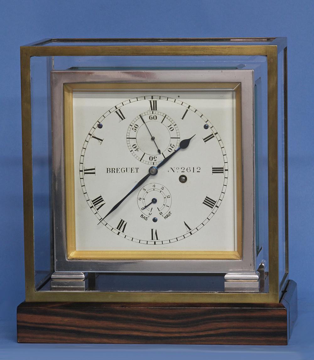 Breguet Mantle Chronometer