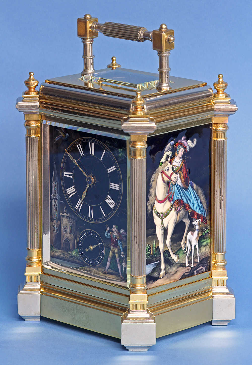 limoge carriage clock
