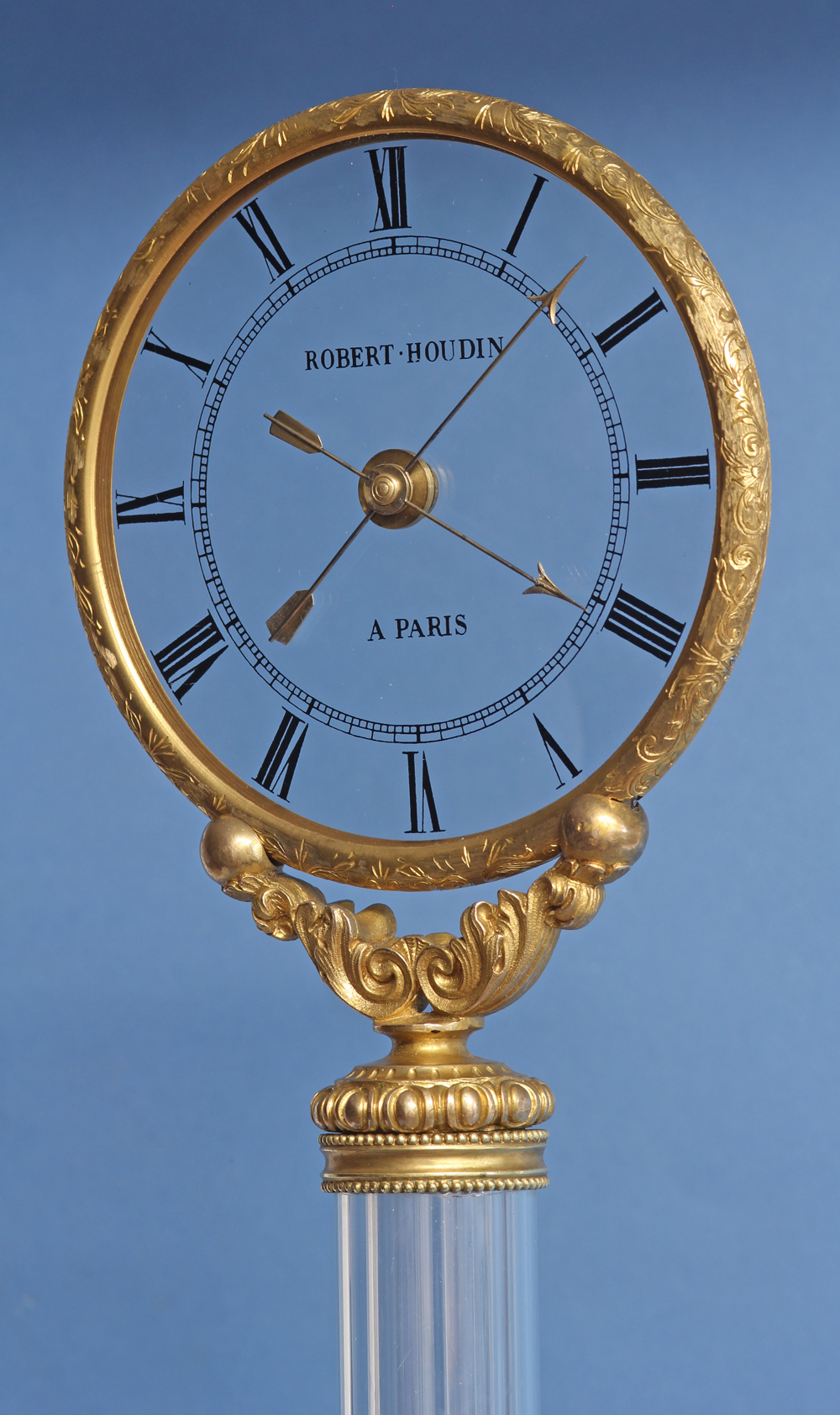 Robert-Houdin Mystery Clock
