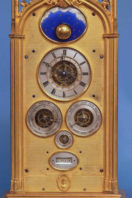 strasbourg perpetual calendar clock
